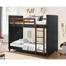 Loft Bed With Desk And Futon Coaster Black Finish Metal Bunk Bed Futon Desk Chair