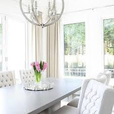 gray dining room ideas gray dining table white chairs design ideas