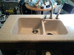 quartz kitchen sinks pros and cons composite sinks pros and cons splash galleries precis drop in