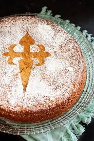 spanish almond cake recipe u2013 poly food recipes blog