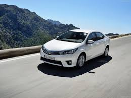 Toyota Corolla Eu 2014 Pictures Information U0026 Specs