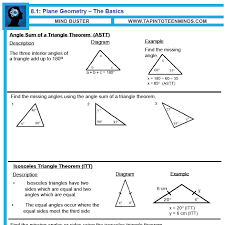 Interior And Exterior Angles Worksheet 8 1 Angle Relationships In Triangles And Parallel Lines Gr 9 Math