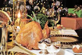 st regis puts on thanksgiving day feast shanghai daily