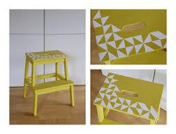 ikea step stool rroom me ikea step stool bekväm final look diy make over by me