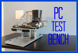 Pc Power Supply Bench Bench Pc Bench Ld Pc V Bench Table Black Ld Cooling Computer