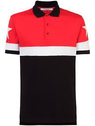 givenchy polo shirts s farfetch