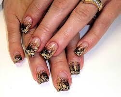 trendy fashion nail design