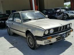 1988 bmw 325is auto auction ended on vin wbaaa2307j4256202 1988 bmw 325is auto