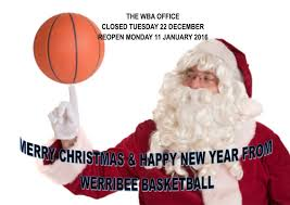 merry christmas happy wba werribee