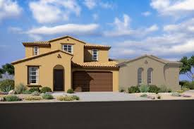 Spanish Colonial Homes by Summit At Silverstone New Homes In Scottsdale Az