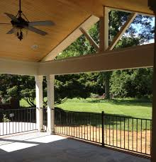 Covered Porch Pictures Charlotte Nc Porch Builder