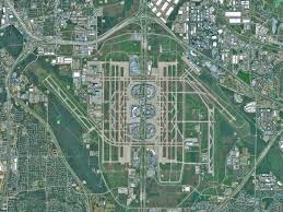 Dallas Fort Worth Area Map by The World U0027s 15 Busiest Airports On Satellite Images Geoawesomeness