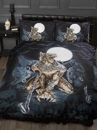 Single Bed Sets Single Bed Loups Garou Alchemy Duvet Quilt Cover Bedding