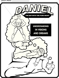 fiery furnace coloring page book of daniel kids powerpoint 19 found