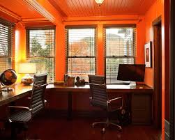 Best Home Office For Two Images On Pinterest Office Ideas - Home office remodel ideas 6