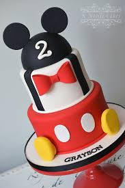 mickey mouse cake mickey mouse themed cake by k noelle cakes disney s mickey