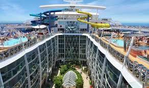 royal caribbean harmony of the seas royal caribbean inside the world s largest cruise ship harmony of