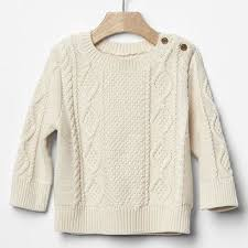 cable sweater shop baby cable knit sweater on wanelo