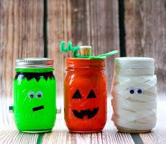 Halloween Mason Jars Mason Jar Crafts Love