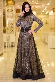 fashion terbaru referensi fashion muslim model gaun mewah terbaru 2017 baju hijabers