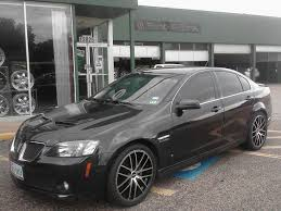blacked out pontiac g8 gt gt what did you have i u0027m always
