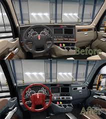 kenworth t680 parts list colors interior kenworth t680 for american truck simulator