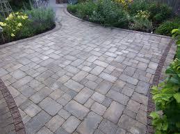 Garden Slabs Ideas Brick Patio Pictures Concrete Paving Stones Garden Paving Stones