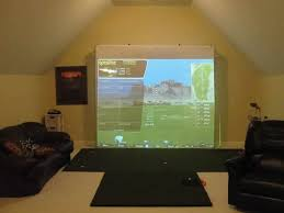 Home Golf Simulator by Golf Simulators Accurate And Worth It Ubergolf