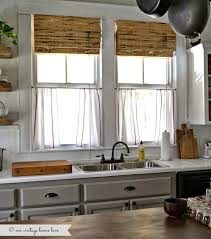 linen chalk paint kitchen cabinets vintage home kitchen updates