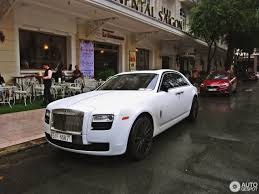roll royce vietnam rolls royce ghost 6 december 2017 autogespot