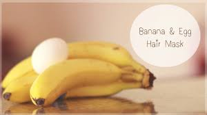 banana for hair how to make a banana hair mask at home