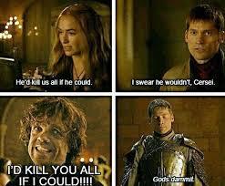 Tyrion Meme - gameofthrones tyrion kill them all meme game of thrones memes