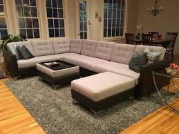 custom sectional sofas creative custom sectional sofa 1406