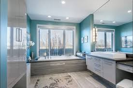 bathroom design ideas that bring nature inside view in gallery