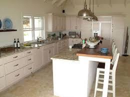 kitchen breakfast bar island stools with rustic whiete kitchen island with breakfast bar design