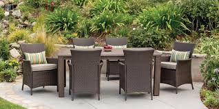 Patio Dining Sets Canada - patio inspiration the home depot canada