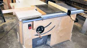 use circular saw as table saw how to make a table saw ibuildit ca