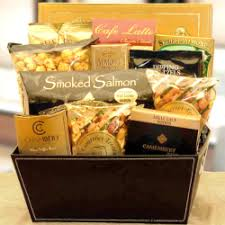 food gift delivery home cooking gourmet food basket