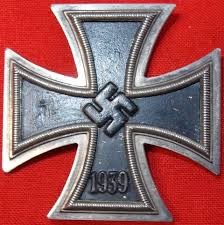ww2 german iron cross 1st class l 58 jb antiques