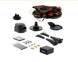 conwys car specific towbar 7 pin wiring kit for nissan navarra