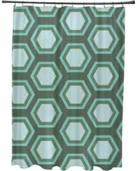 deal alert e by design large honeycomb geometric pattern shower