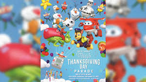 slideshow preview macy s 2017 thanksgiving day parade balloons