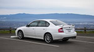 subaru 2005 2005 legacy gt review subaru u0027s sleeper sedan youtube