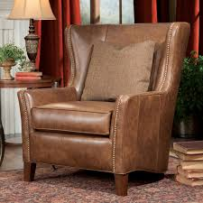 Wingback Recliners Chairs Living Room Furniture Furniture Excellent Wingback Chair For Luxury Home Furniture Idea