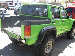 linex jeep green car pictures