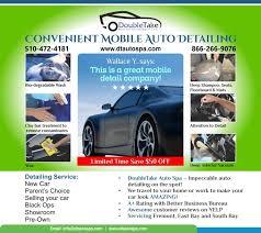 Deep Interior Car Cleaning Car Detailing San Francisco Bay Area 5 Star Mobile Car Wash Car Clean