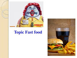 Ppt Topic Fast Food Powerpoint Presentation Id 2116219 Fast Food Ppt