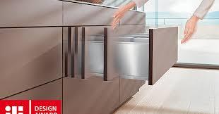 blum wins prestigious if design award furniture production magazine