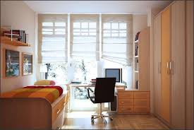 Small Desk For Small Bedroom Bedroom Small Bedroom Design With Small White Modern