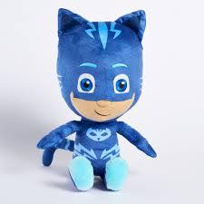 masks catboy cuddle plush throw pillow